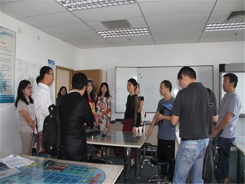 北京航空航天大学在职研究生校园开放日活动图
