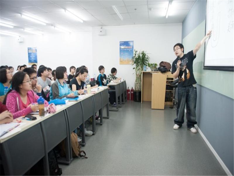 北京航空航天大学在职研究生课堂精彩讲解图